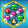 Arcade Jewels Deluxe: Free addictive match-3 puzzle game